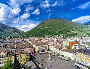 Trentino Alto Adige, putovanja iz Splita